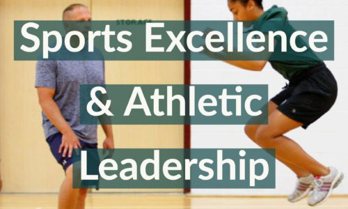 Sports Excellence and Athletic Leadership