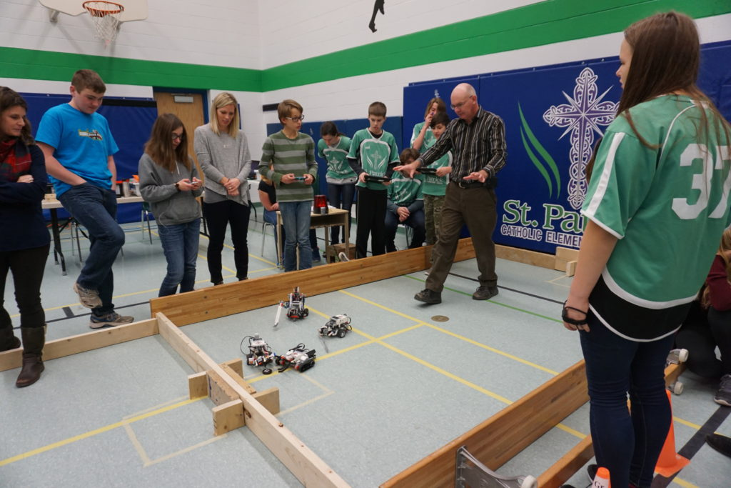 St Patrick Ces To Host Catholic Board Robotics Competition Pvnccdsb