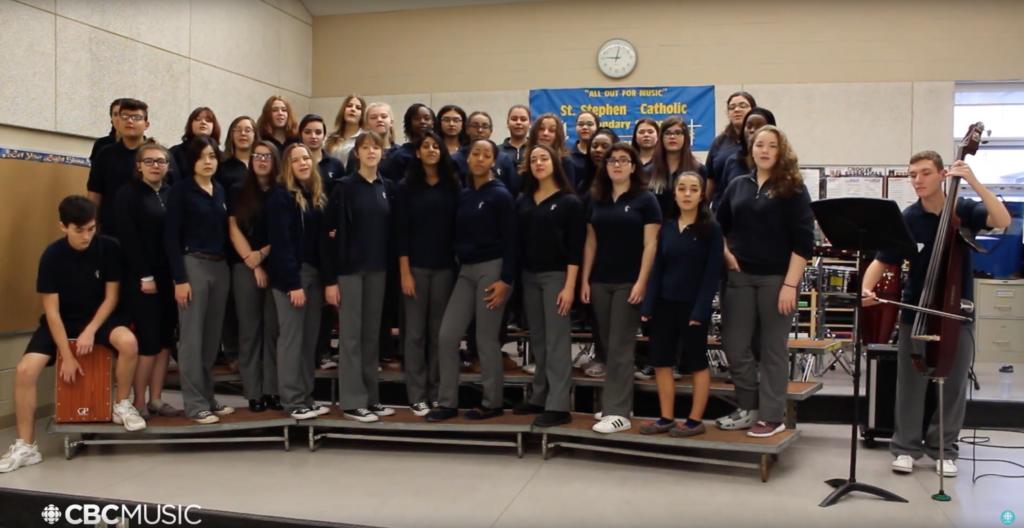 St. Stephen CBC Classroom Challenge