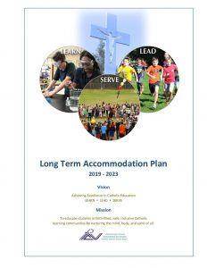 Long Term Accommodation Plan, 2019-2023