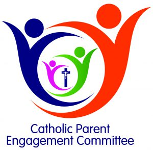 Logo for the Catholic Parent Engagement Committee