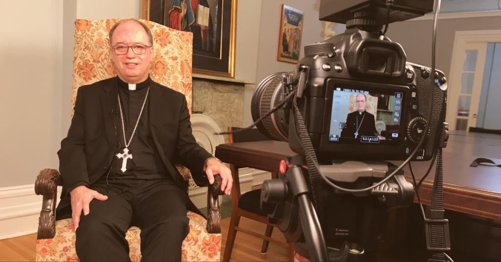 Bishop Daniel Miehm