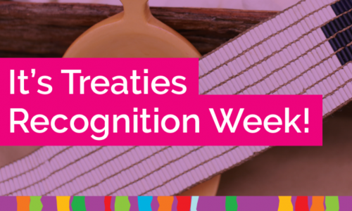 Its Treaties Recognition Week