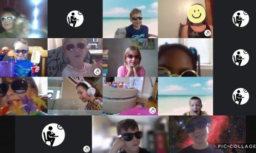 Virtual School Screengrab