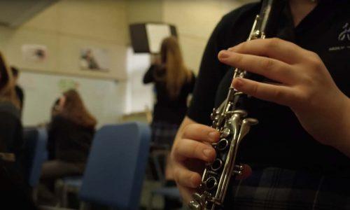 Clarinet Playing