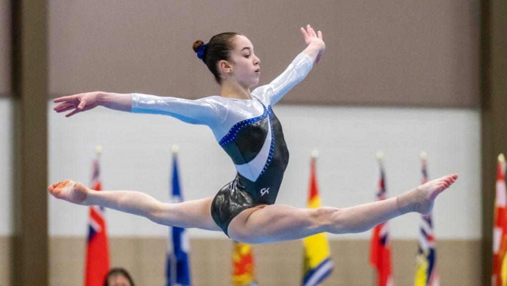 Ava Stewart Gymnastic Team