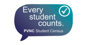Logo for PVNC Student Census